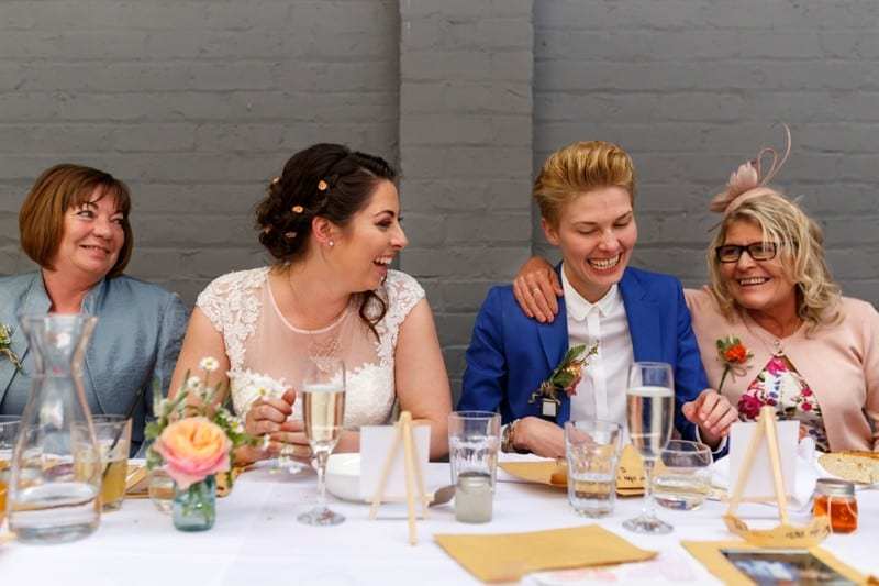 SAME-SEX COLOURFUL SPRING WAREHOUSE WEDDING (14)