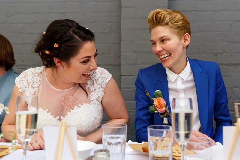 SAME-SEX COLOURFUL SPRING WAREHOUSE WEDDING (16)