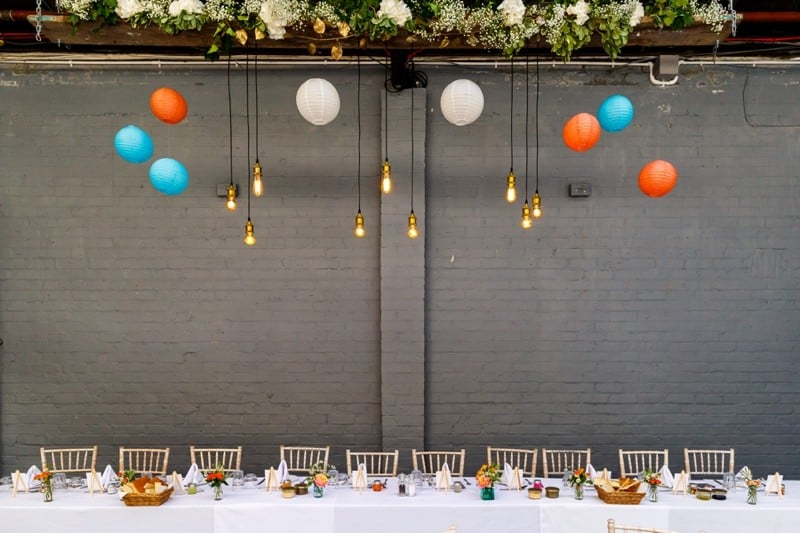SAME-SEX COLOURFUL SPRING WAREHOUSE WEDDING (6)