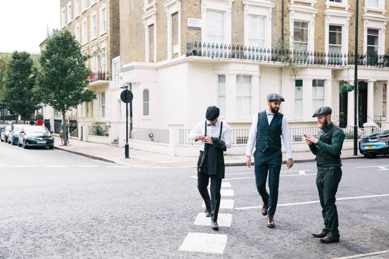 CREATIVE LONDON WEDDING WITH CHOTRONETTE GOWN (3)