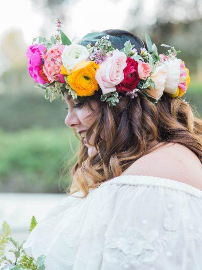 COLOURFUL DESTINATION LAS VEGAS WEDDING   Bespoke-Bride ...