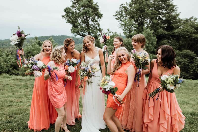 OUTDOOR WEDDING ON THE RIVER