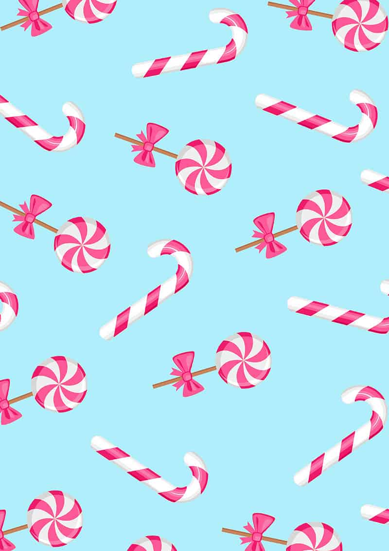 Zany image in printable gift wrapper