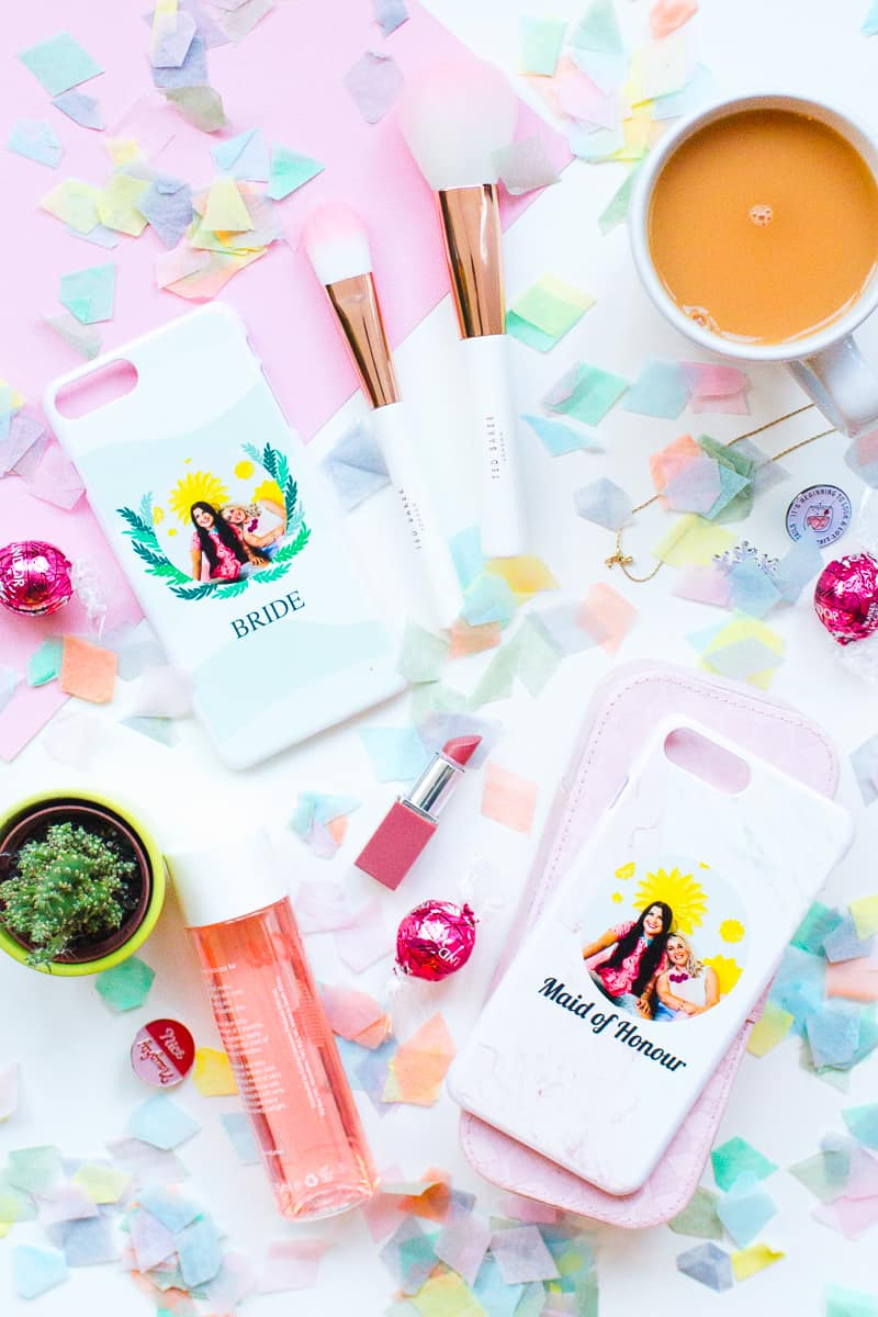 PHONE CASES FOR YOUR BRIDESMAIDS