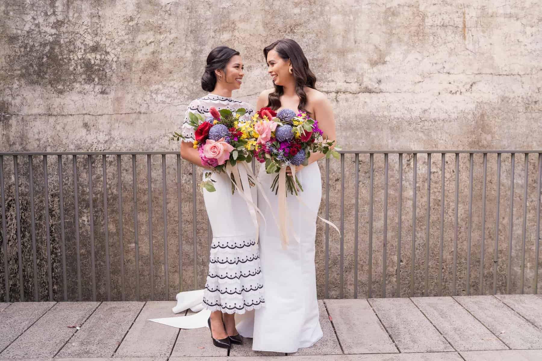 Colourful Peruvian Wedding Bespoke Bride Wedding Blog