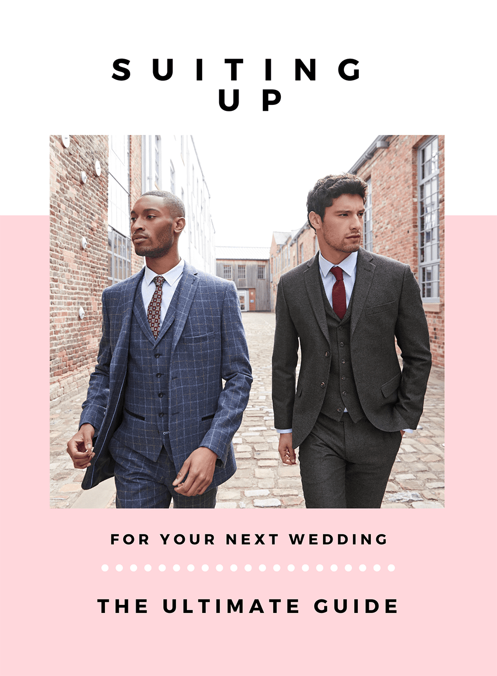 The Ultimate Guide to buying a wedding suit with suitdirect.co.uk