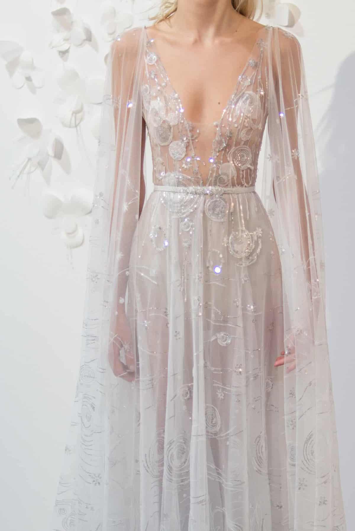Mira-Zwillinger-Moon-sheer-sequin-galaxy-themed-wedding-dress