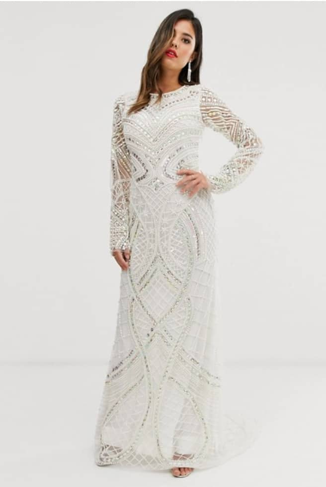asos-a-star-is-born-sequin-galaxy-inspired-wedding-dress