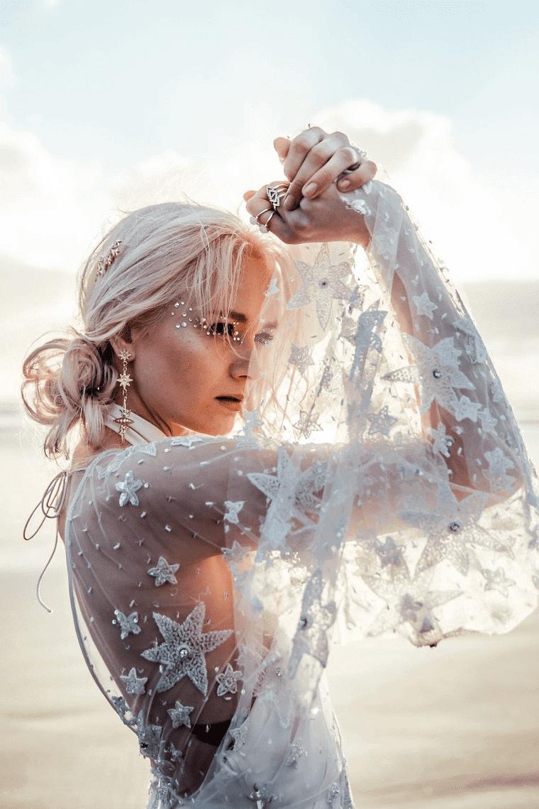 rue-de-siene-beaded-indigo-star-glam-rock-galaxy-themed-star-wedding-dress