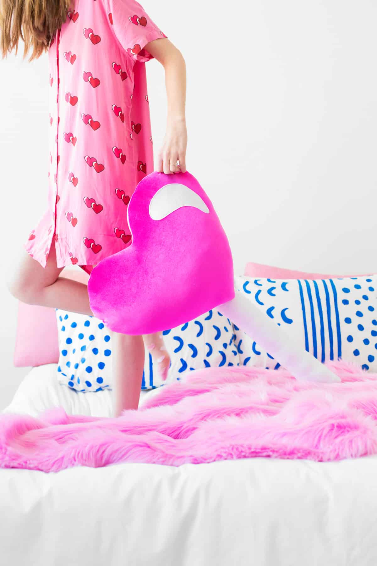 DIY LOLLIPOP PILLOW