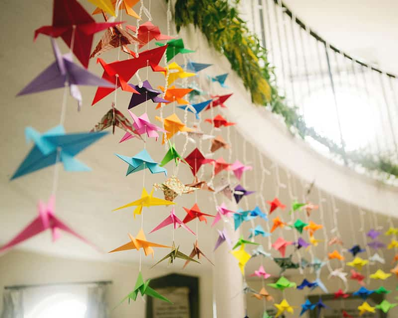 Origami Wedding | 640x800